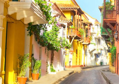 Vacationing-in-Cartagena